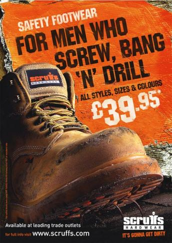Scruffs Advert
