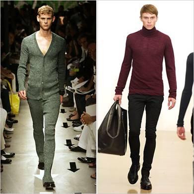 Shopping as a tall skinny guy is tough, the world isn't cut out for ectomorphs. Adding muscle to the factor only limits the options many tall skinny men have when shopping. It's a fact that most mass produced clothing for men is designed and manufactured in a way to maximize profits.