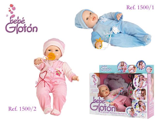 Bebé Glotón