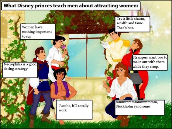 Disney Prinzen