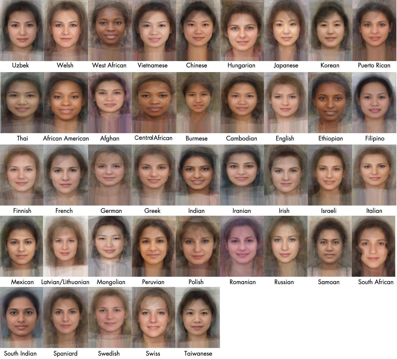 ... face of women across the world (click and click again to enlarge