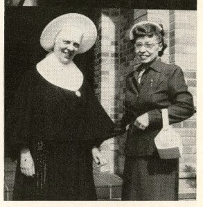 Sr. Mary Frederick Eggleston, C.S.C.